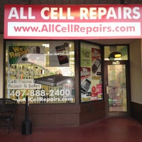 Photo taken at All Cell Repairs Edgewood by Eric H. on 12/21/2014