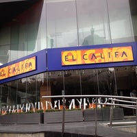 Foto tomada en El Califa por Carelia Q. el 11/2/2012