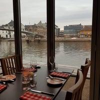 1/27/2018 tarihinde Åshild B.ziyaretçi tarafından Slippen'de çekilen fotoğraf