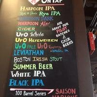 Photo taken at Harpoon Brewery by Annie M. on 7/28/2013