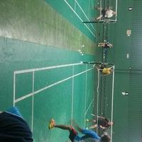 Photo taken at 99 Badminton Court by awi z. on 11/6/2014