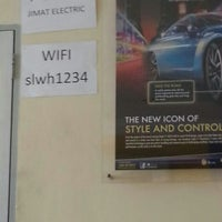 Photo taken at SLWH Tayar Trading Sdn. Bhd. by awi z. on 8/2/2015