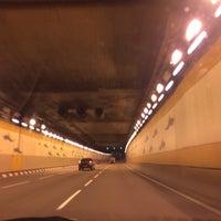 Photo taken at Jalan Tun Razak Tunnel by awi z. on 4/2/2017