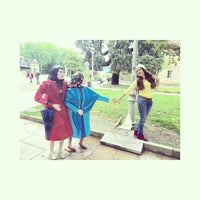 Photo taken at Parque da Alameda by Tammie B. on 5/7/2015
