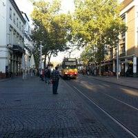 Photo taken at H Marktplatz by Selim B. on 9/18/2012