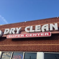Photo taken at Dry Clean Super Center by Mark T. on 10/4/2013