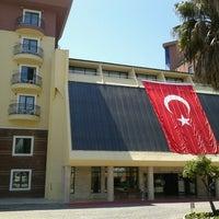 4/23/2013 tarihinde Aykut D.ziyaretçi tarafından Meryan Hotel'de çekilen fotoğraf