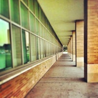 Photo taken at Emerging Technologies Building (ETB) by Fernando G. on 9/13/2013