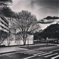 Photo taken at Blocker Building by Fernando G. on 2/6/2013