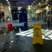 Photo taken at Metro Pontinha [AZ] by Joana Rita S. on 2/21/2013