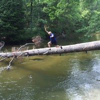 Photo taken at The Pere Marquette River by HZR D. on 7/4/2015
