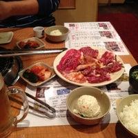Photo taken at Yaki Niku BBQ by Daniel E. M. on 11/13/2012