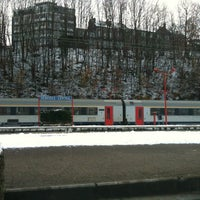 Photo taken at Gare de Verviers-Central by AnnCha C. on 12/7/2012