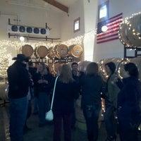 Photo taken at Kontos Cellars by Betsy D. on 12/8/2012