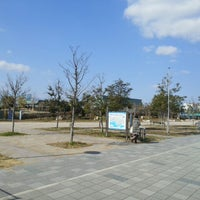 Photo taken at 尼崎の森中央緑地 by Yasushi O. on 2/23/2014