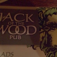 Photo taken at Jack of the Wood by Theodore L. on 10/10/2012