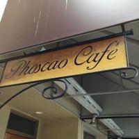 Photo taken at Phoscao Cafe by Biance L. on 5/30/2013