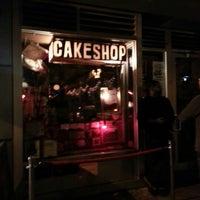 Photo taken at Cake Shop by Jesse S. on 9/23/2012