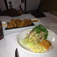 Photo taken at Mango Peruvian Cuisine by FinallyDidIt on 9/16/2012