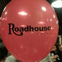 Photo taken at Roadhouse Grill by Blanche N. on 2/14/2013