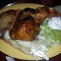 Photo taken at Rancho del Zocalo Restaurante by Jennifer S. on 1/18/2013