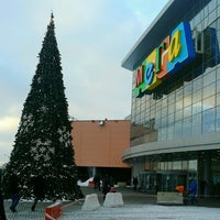 Photo taken at MEGA Mall by Katerina S. on 12/5/2012