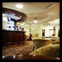 Снимок сделан в Отель Онегин / Onegin Hotel пользователем Evgeniy C. 10/16/2012