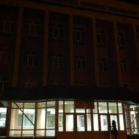 Photo taken at Уфимский Государственный Нефтяной Технический Университет (Стерлитамакский филиал) by Кристина on 12/8/2012