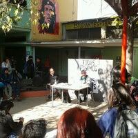 Photo taken at Universidad Tecnológica Metropolitana - Campus Macul by Gonzalo Z. on 4/22/2013