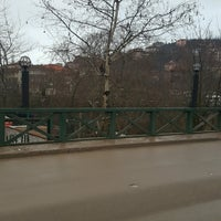 Photo taken at Orduyeri Köprüsü by Özlem I. on 2/9/2017