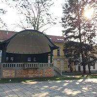Photo taken at Palackého Gardens by Ondřej on 4/10/2017