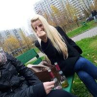 Снимок сделан в Братеевский каскадный парк пользователем Masha P. 10/19/2012