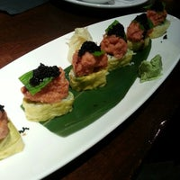 Photo prise au Wokcano Asian Restaurant & Lounge par Brooke B. le10/6/2012