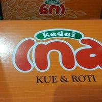 Photo taken at Kedai Kue Ina by iin y. on 5/8/2016