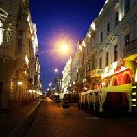 Снимок сделан в Улица Ольги Кобылянской пользователем Timur S. 6/9/2013