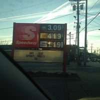 Photo taken at Speedway by Mrs. F. on 12/14/2012