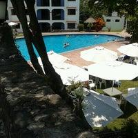 Photo taken at Club Brisas Coral by Susana G. on 7/28/2013