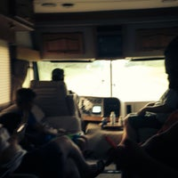 Photo taken at wheels on the bus by Jill W. on 8/2/2014
