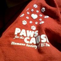Photo taken at Humane Society of El Paso by Amanda J. on 9/20/2012