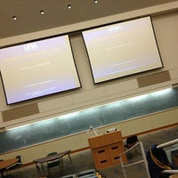 Photo taken at UTSA - College of Business by John S. on 1/17/2013