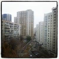 11/14/2012 tarihinde caravanziyaretçi tarafından Готель «Мир» / Myr Hotel'de çekilen fotoğraf