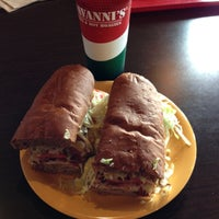 Photo taken at Davanni's Pizza and Hot Hoagies by Sean M. on 10/20/2012
