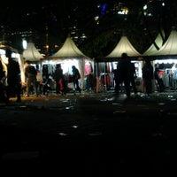 Photo taken at Parkir Timur Senayan by Achmad R. on 12/7/2012