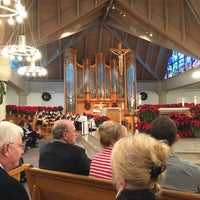 Photo taken at St Rita Catholic Church by John S. on 12/24/2016