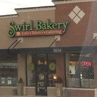 Photo taken at Swirl Bakery by John S. on 12/21/2016
