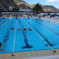 Photo taken at Real Club Náutico de Tenerife by Piño M. on 4/2/2013