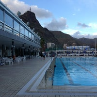 Photo taken at Real Club Náutico de Tenerife by Piño M. on 3/9/2013
