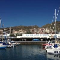 Photo taken at Real Club Náutico de Tenerife by Piño M. on 3/29/2013