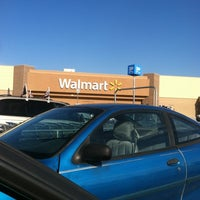 Photo taken at Walmart Supercenter by Donna Lee S. on 10/4/2012