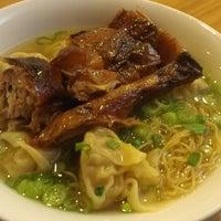 Photo taken at 102 Noodles Town 永旺飯店 by Francois D. on 8/24/2013